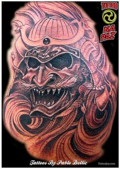 Possible chest piece...but in color