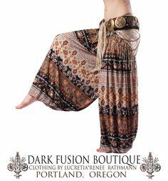 Pantaloons IHRE Größe Hose Bloomers Tanz von darkfusionboutique