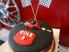 Race Cars Birthday Party Ideas | Photo 4 of 21 | Catch My Party