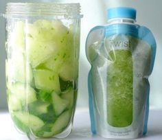 Cucumber Honeydew Melon Baby Food | Food Recipes