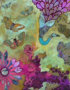 Moths by Raina Gentry
