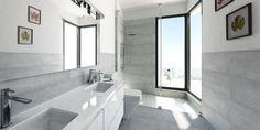 bathroom Alcove, Bathtub, Construction, Bathroom, Costa, Projects, Sun, Standing Bath, Building