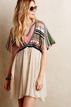 Anthropologie ZAMAS COVER-UP #anthrofave
