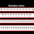 Number Lines 0 to 10 and 0 to 20 (Common Core Tool). Commercial Use OK..  Please feel free to leave a feedback :)  ...