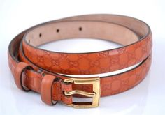 GUCCI WOMEN'S LEATHER GG GUCCISSIMA LOGO BUCKLE BELT~40 100 NEW. Get the lowest price on GUCCI WOMEN'S LEATHER GG GUCCISSIMA LOGO BUCKLE BELT~40 100 NEW and other fabulous designer clothing and accessories! Shop Tradesy now