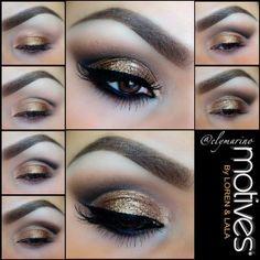 Tutorial de Maquillaje para Ojos Elegante y Muy Femenino