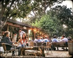 The Best Summer Hangouts in Rome, Tree bar