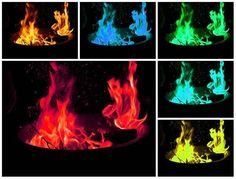 How To Make Color Fire Have you ever seen the products that you can buy from Amazon or the big box s