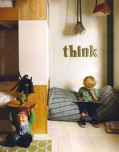 Παραμυθένιες γωνιές στο παιδικό υπνοδωμάτιο | Small Things