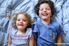Pijamas de verano para niños de @zippykidstore - Saquito de canela