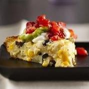 Impossibly Easy Mexicali Chicken Pie -- a 2010 recipe contest Honorable Mention!