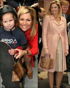 De tassen van koningin Máxima - deel 45 | ModekoninginMaxima.nl