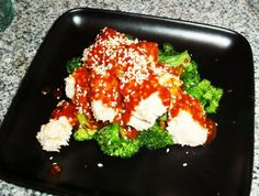 Healthy General Tsao's Chicken from Rocco Dispirito