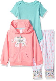 Girls CARTERS 3 piece tracksuit warm set FREE POST