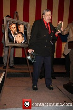 Legendary comedian Jerry Lewis is awarded The Nevada