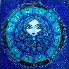 Divine Feminine, Numerology, Doodle Art, Word Art, Female Art, Astrology, Zodiac, Doodles, Clip Art