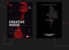 Branding Concept - IED on Behance