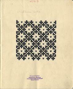 mustlase lakk Mittens Pattern, Knit Mittens, Mitten Gloves, Knitting Charts, Knitting Patterns, Fair Isle Knitting, Embroidery Patterns, Knit Crochet, Cross Stitch