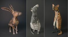 taxidermy without the gore!