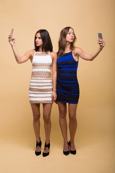 The Dress - Creative Halloween Costume Ideas for You and Your Best Friends - Photos