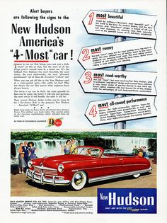1949 Hudson Convertible | Flickr - Photo Sharing!