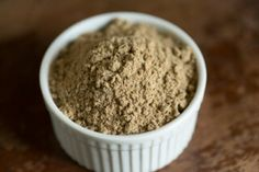 Recipe: #Homemade Tandoori Masala Spice Mix. #Tandoori Masala is a spice mix that is used as a marinade for roast chicken in Northern Indian and Pakistani cuisine. It's easily available in stores but commercial brands often have gluten and MSG included as additives.