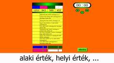 Interaktív játékos feladatok - Matematika 3. osztály Bar Chart, Classroom, School, Class Room, Schools