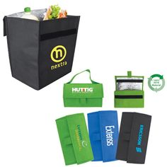 Recycled Non Woven Lunch Cooler