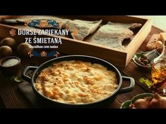 Smaki Portugalii - Przepisy - Bacalhau Cheeseburger Chowder, Macaroni And Cheese, Recipies, Soup, Ethnic Recipes, Recipes, Mac And Cheese, Soups