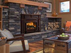 Quadra-Fire Voyageur Grand Wood Insert I like this one :)