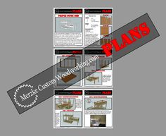Get detailed plans for making your own Triple Bunk Bed