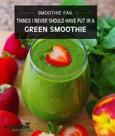 I've been drinking green smoothies since mid-2008, so I've gotten really good at flavor combining. I've tried hundreds of fruits and greens combinations and I can rattle off a tasty smoothie recipe for almost any fruit, veggie or green you can think of. However, my experience and expertise has come with a price. I have …