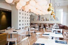 Fjalakötturinn Restaurant