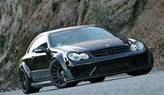 Mercedes CLK63 AMG Black Series