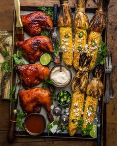 Weekends are made for grilled deliciousness have the best day yall! traegergrills traegerculinary how to plan a dinner party menu Tasty, Yummy Food, Cooking Recipes, Healthy Recipes, Food Platters, Meat Platter, Food Presentation, Food Network, Bon Appetit