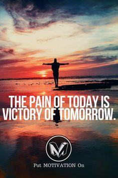 Victory will come