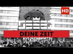 Seeed - Deine Zeit (official Video) in Chemnitz - YouTube