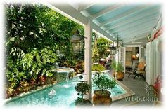 """Southard Comfort"" @ Old Town: a Dazzling Key West Conch House Private Homes, Old Town, Key West, Florida Vacation Rental by Owner Listing 122535"