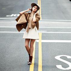 Анна Кендрик — Фотосессия для «Glamour» 2014 – 6