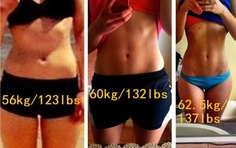 A reminder that the number on the scale is just a number!!