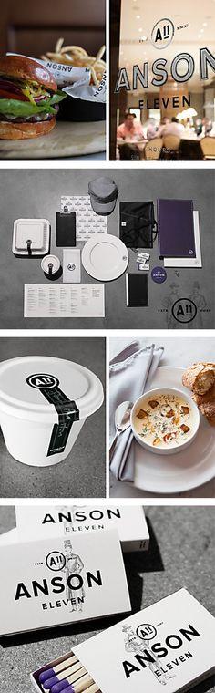 Anson Eleven Identity by http://tunnelbravo.com/