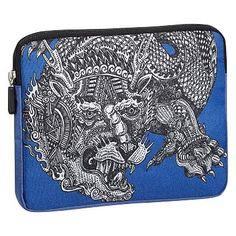 Arte Sempre Blue Dragon Tablet Case