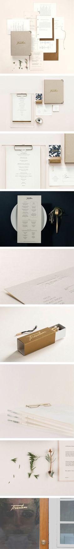 Trentina Restaurant Branding by Christine Wisnieski | Fivestar Branding – Design and Branding Agency & Inspiration Gallery