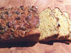 Paleo veggie bread by @Melissa Williams recipe from Sarah Wilson I Quit Sugar