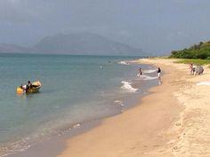 Beach at FS Nevis