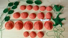 rose uncinetto con gambo aperte: schemi e tutorial - manifantasia Roses Au Crochet, Crochet Flowers, Crochet Stitches, Irish Crochet, Embroidery Patterns, Crochet Projects, Lana, Free Pattern, Raspberry