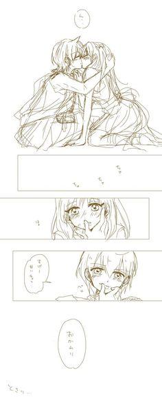 anime, manga, and magi -kuva