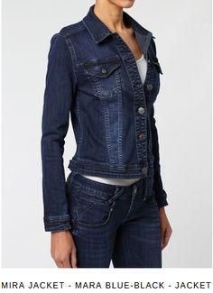 Erhältlich im online Shop von gang-fashion.com mit 8% Cashback für KGS Partner Partner, Jeans, Fit, Girls, Denim, Jackets, Blue, Fashion, Down Jackets