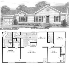 Attractive Find This Pin And More On Dream Home Plans By Thesleepyartist. Modular Homes    Floor ...