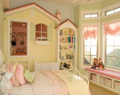 Traditional Kids Girls' Rooms Design, Pictures, Remodel, Decor and Ideas - page 41